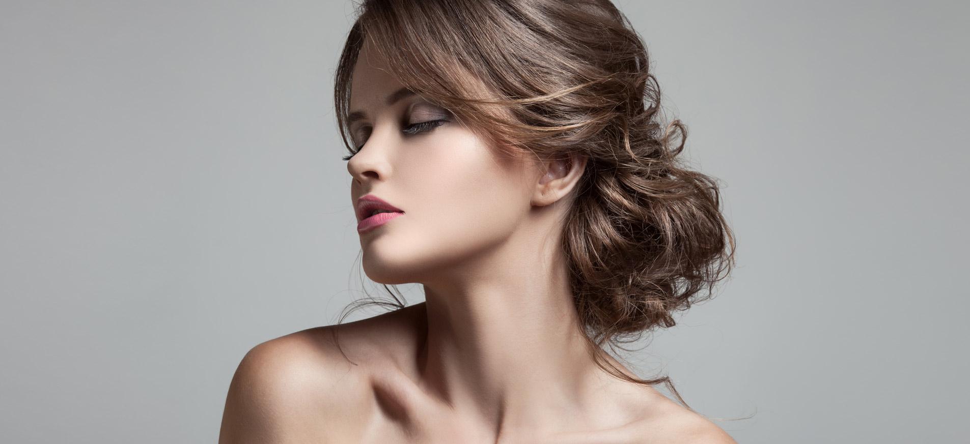Atrevido y bonito peinados navidad Colección de tendencias de color de pelo - Peinados para Navidad - Alisado Definitivo